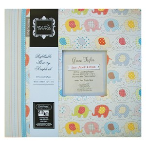 Scrapbook Album Grace Taylor Lullaby