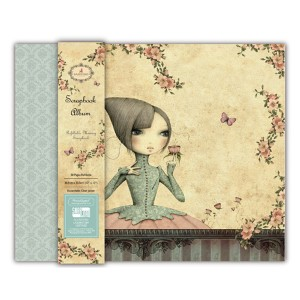 Scrapbook Album Santoro Mirabelle If Only