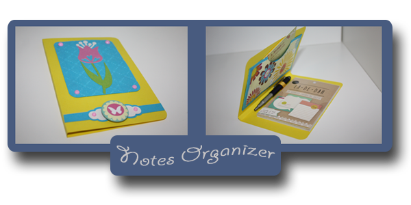 tutorial notes organizer