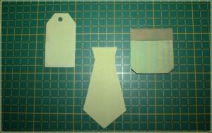 Cravatta per camicia