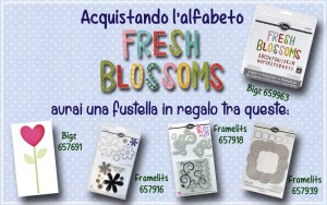 Fresh Blossoms Bigz Die 659963