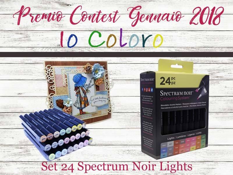"""Contest """"Io Coloro"""""""