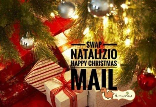 Swap Natalizio: Happy Christmas Mail
