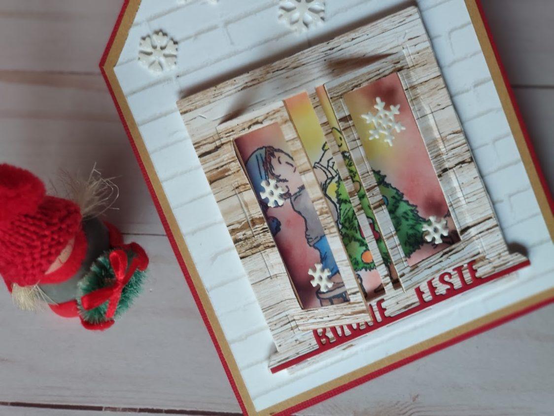 Il Natale alla finestra