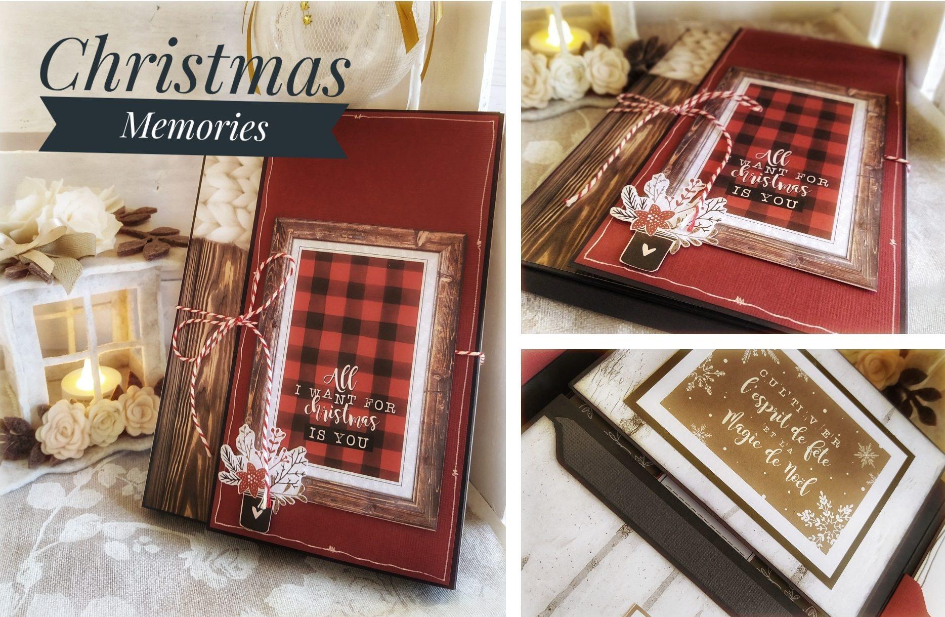 Corso online: Christmas Memories