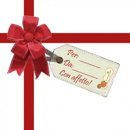 Per Natale…regala un buono!