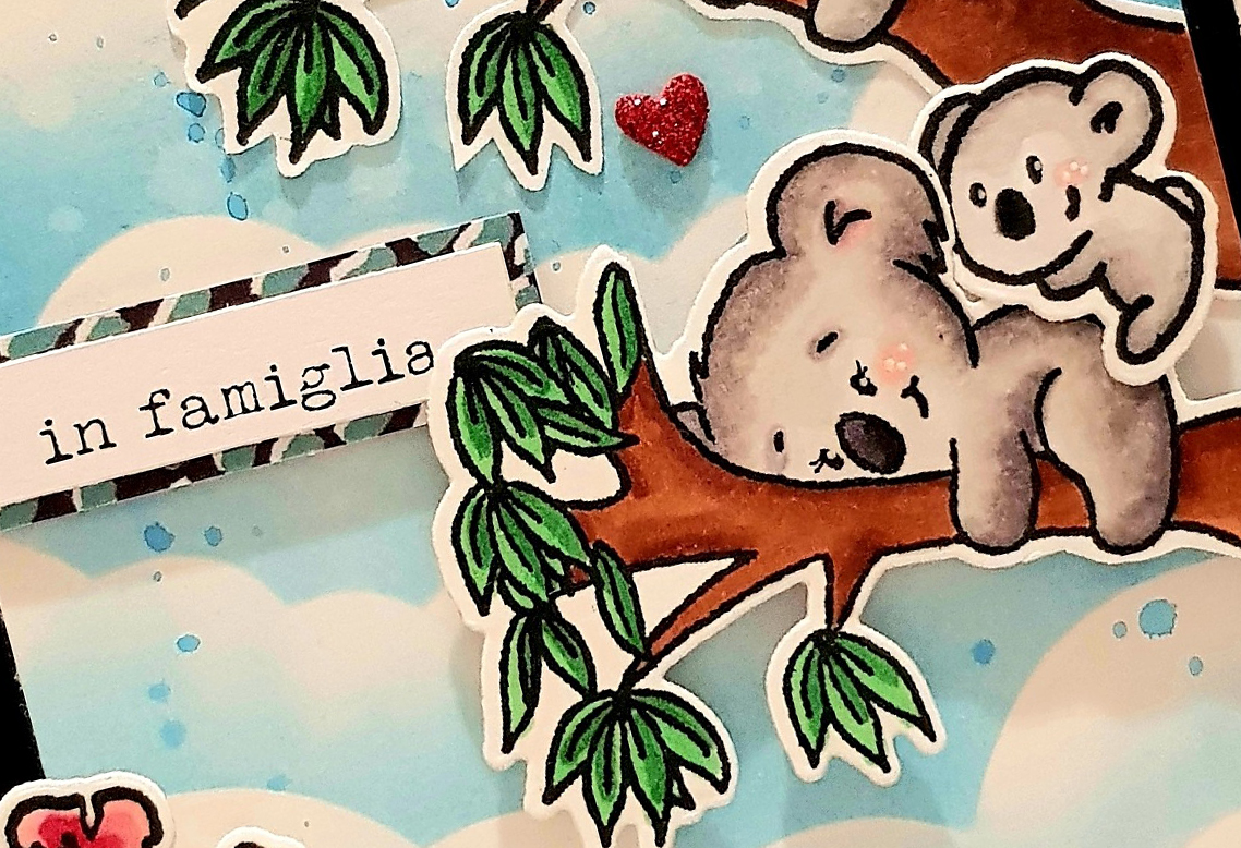 Koala SLIMLINE CARD