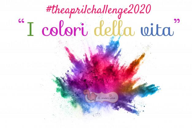 #theaprilchallenge2020