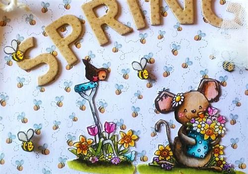 Un album per festeggiare l'arrivo della Primavera!