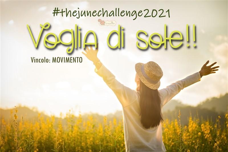 #thejunechallenge2021