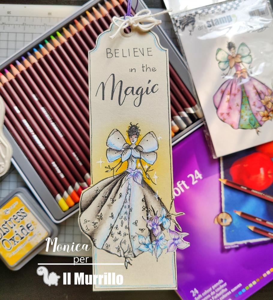 Coloriamo con le nuove matite Derwent Coloursoft – Lezione 2