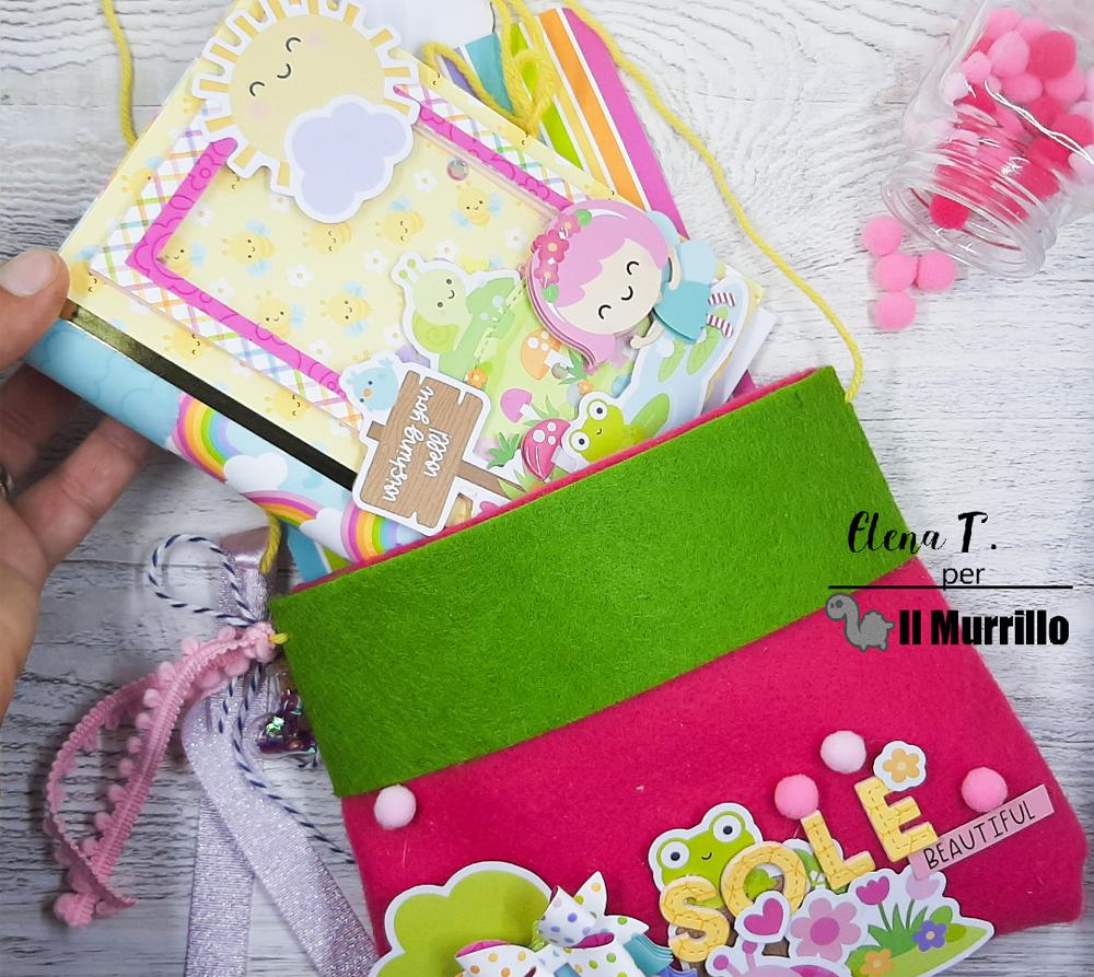 Borsetta e Quaderno da Fata